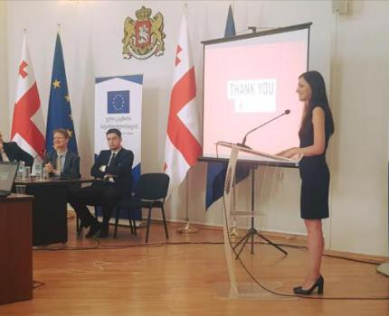 EU4YOUTH projects launch in Georgia