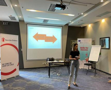Gender Equality & Mainstreaming Training for Save the Children's Partner Organisations
